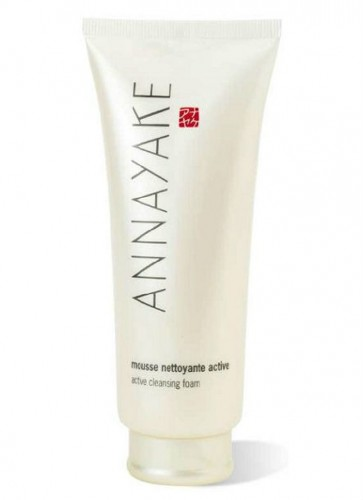 ANNAYAKE MOUSSE NETTOYANTE ACTIVE